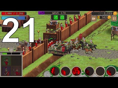 Grow Empire: Rome Android Gameplay #21 - 동영상