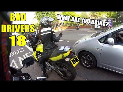 Bad Drivers 18 : Sunday Driver Menace
