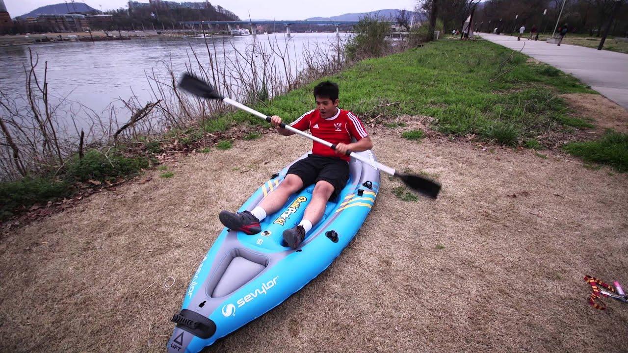 Sevylor K1 Kayak Review