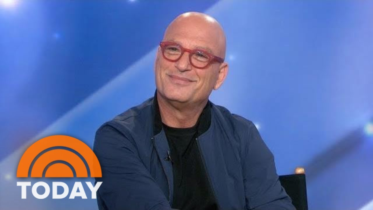 Don't Tell Howie Mandel It's Season 13 Of 'America's Got Talent' He's Superstitious! | TODAY