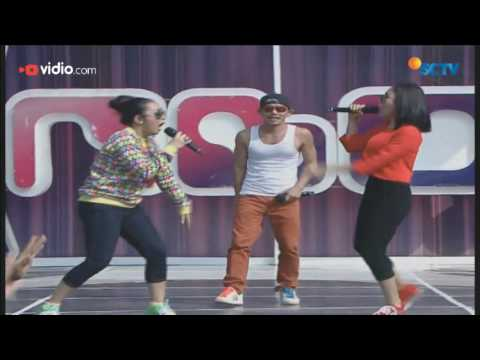 Soimah, Kill The DJ, Riris Arista - Kewer Kewer (Live on Inbox)