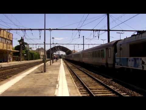 (TRAIN SPECIAL) La CC 6570 + BB 22266 en CV