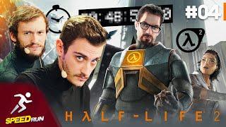Hugo et Laink décryptent la Run incroyable de maltemller sur Half-Life 2 | SpeedRun #04