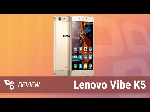 Smartphone Lenovo Vibe K5 [Review] - TecMundo