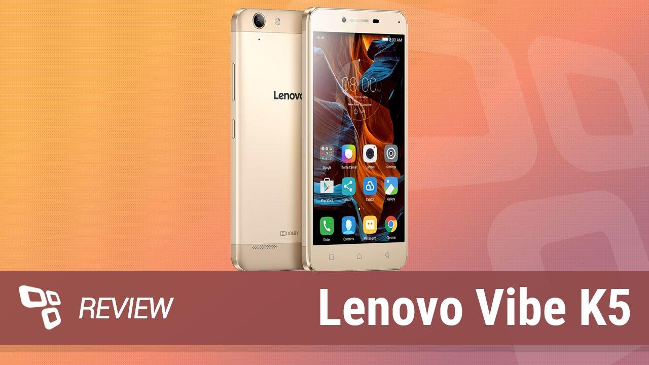Smartphone Lenovo Vibe K5 [Review]  TecMundo  YouTube