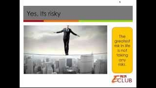 NEN Webinar #03: Risk Taking & its meaning for Budding Entrepreneurs