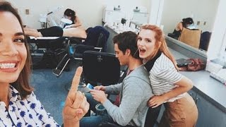 Famous In Love BEHIND THE SCENES
