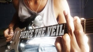 Video The First Punch - Pierce the Veil - Dual Guitar Cover (HD) download MP3, 3GP, MP4, WEBM, AVI, FLV Oktober 2018