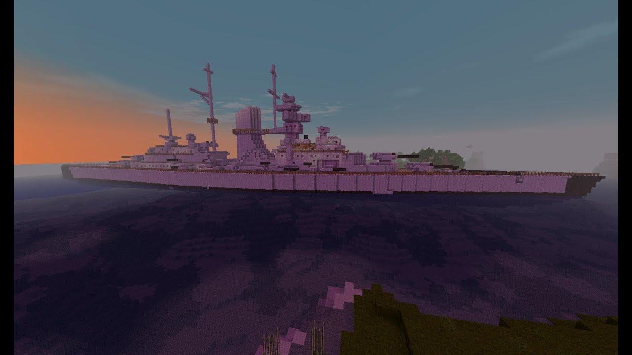 battleship minecraft download