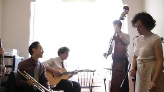 """I GET THE BLUES WHEN IT RAINS"": TAMAR KORN and FRIENDS in CONCERT (August 4, 2012)"