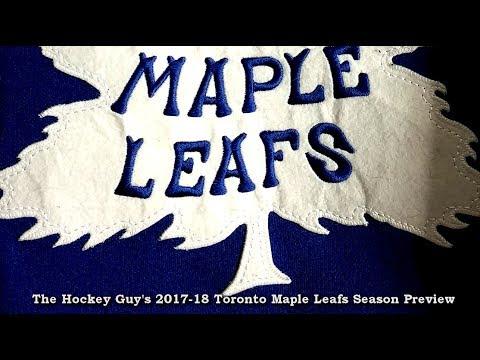 2017-18 Toronto Maple Leafs Season Preview