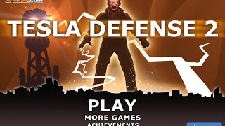Tesla Defense 2 Gameplay Video