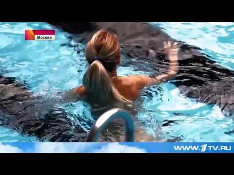 Новый аквапарк в Москве