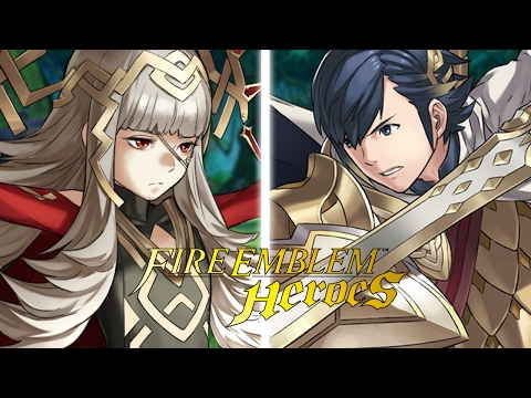Fire Emblem Heroes (iOS & Android) - Prologue: World of Zenith!