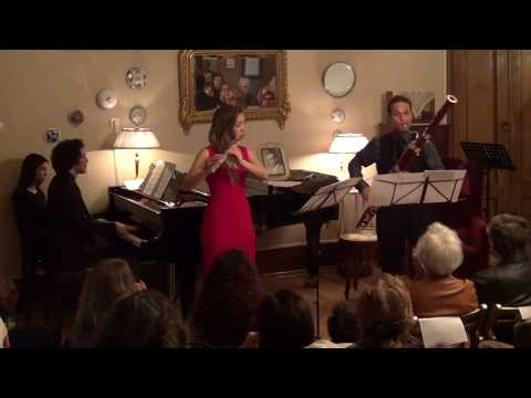 A.Rasetti Trio for bassoon, flute and piano