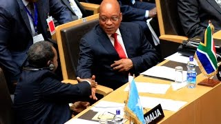South Africa to quit the International Criminal Court