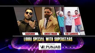Badshah | Amrit Maan | The Landers | DO DOONI PANJ Starcast Live Performance at VR PUNJAB 2019