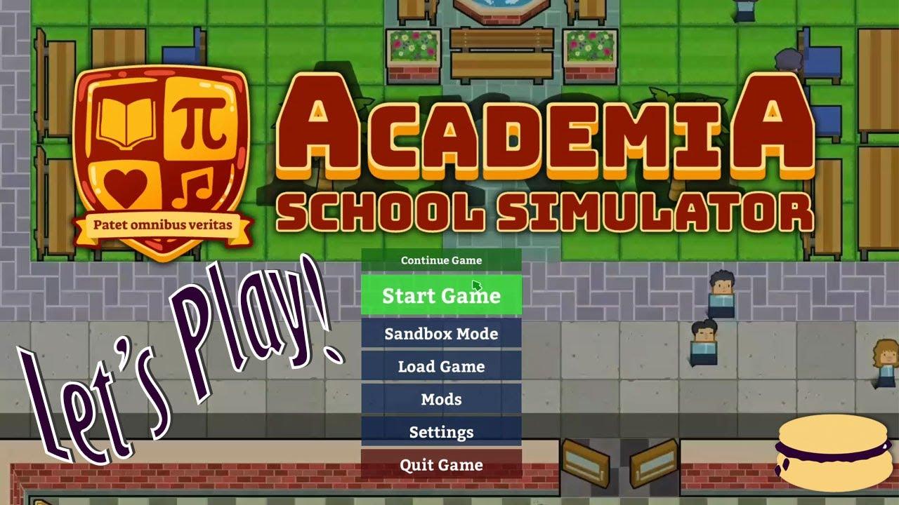 EPIC FAIL!! | Academia School Simulator