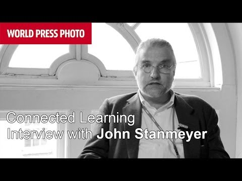 Interview with John Stanmeyer