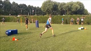 Intersaison Conditionning Séniors SASS Rugby (semaine 2)