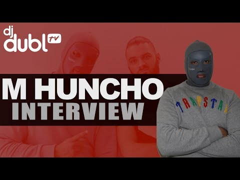 M Huncho Interview - His custom mask, hitting Rock Bottom, why ethinicity isn't important & more!