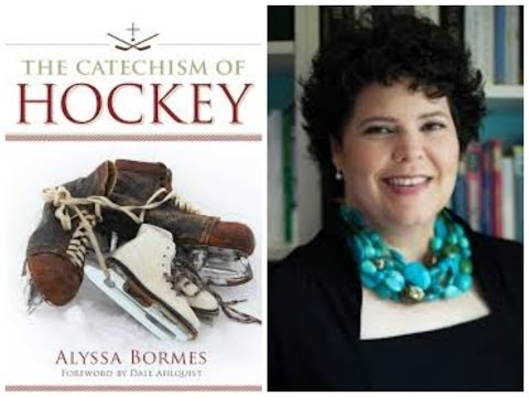 "Alyssa Bormes ""The Catechism of Hockey"" on WNGL Archangel Radio Live Hour"