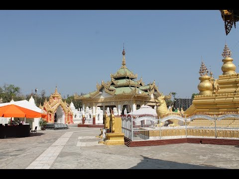 Kuthodaw Pagoda (Slideshow) / ကုသိုလ်တော်ဘုရား