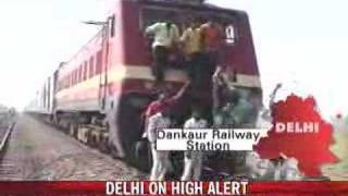 Gujjar protest: Delhi on high alert