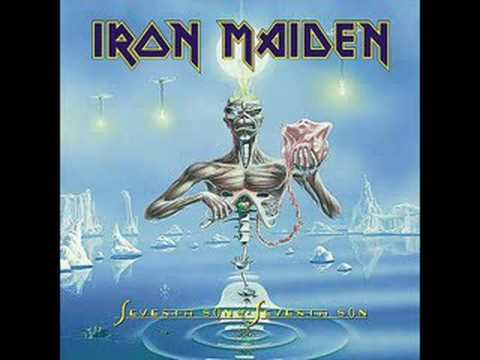 Клип Iron Maiden - Only the Good Die Young