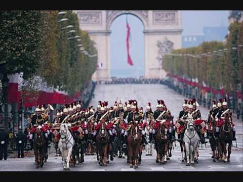 The Republican Guard - Trumpets of Aida