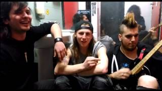 Mr. Riot Sweden Rock Band Competition 2016