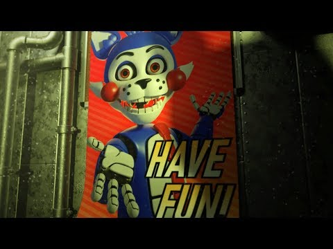 CANDYS NEW LOCATION IS TERRIFYING (News Video) | Five Nights At Candy's 4 (FNAC 4)
