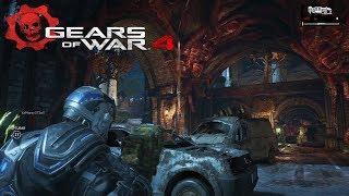 Gears of War 4 (GOW4) PC | Sigueme bailando Pe!$%@ | Multiplayer  | 1080p 60fps