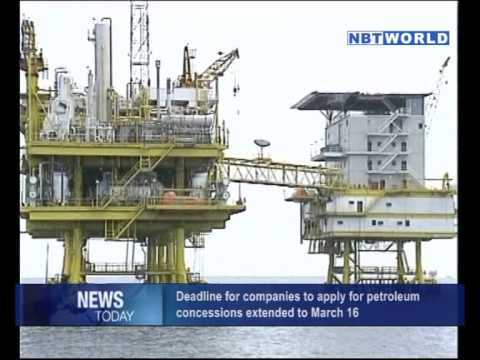 Deadline for Companies to Apply for Petroleum Concessions Extended to March16