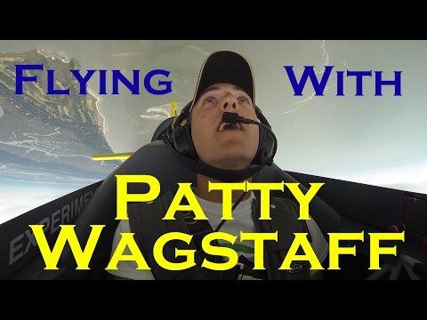 MrAviation101 & Patty Wagstaff - Aerobatics in Extra 300LT!