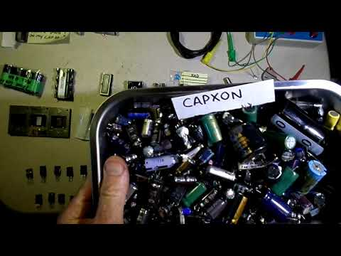 High Failure Components In Power Supplies.  Bad Capacitors Can Make Transistors And Diodes Fail.