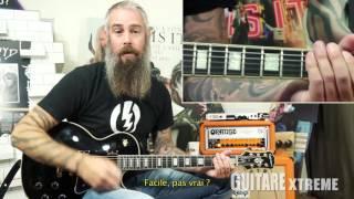 Guitare Xtreme Magazine 77 Björn Gelotte In Flames