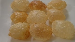How to make Golgappa Puri | Sanjeev Kapoor Khazana