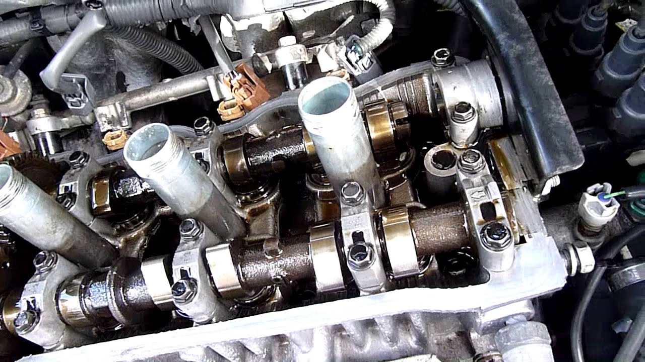 1998 Rav4 Engine Compartment Diagram Another Blog About Wiring Komatsu Forklift Fg25st 16 Diagrams Troubleshooting Betty S Top End Noise 3s Fe Youtube Rh Com