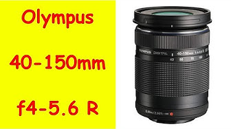 Olympus 40-150mm f4-5.6 R Best First Lens for Beginners Part 6 ep.91