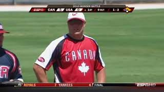 2010 slow pitch softball USA / Canada