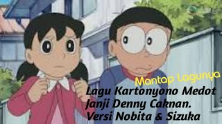 Lagu Kartonyono Medot Janji -Denny Caknan-