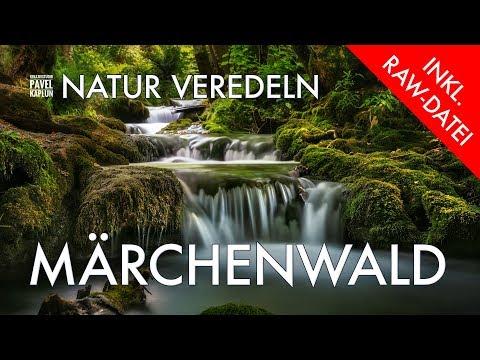 Natur Veredeln: Märchenwald (inkl. RAW-Datei)