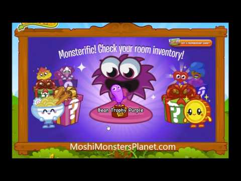 More Moshi Monsters Secret Codes May 2014