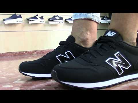 New Balance 500 Mujer - Negras - Zapatillas Moda GW500PSB ...