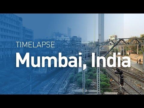 Timelapse - Chhatrapati Shivaji Terminus (Mumbai, India)