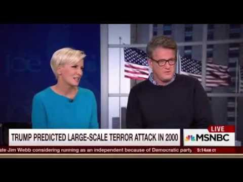 Trump wrote about terror threat before 9/11