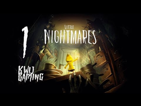 Little Nightmares Walkthrough Part 1 - The Prison