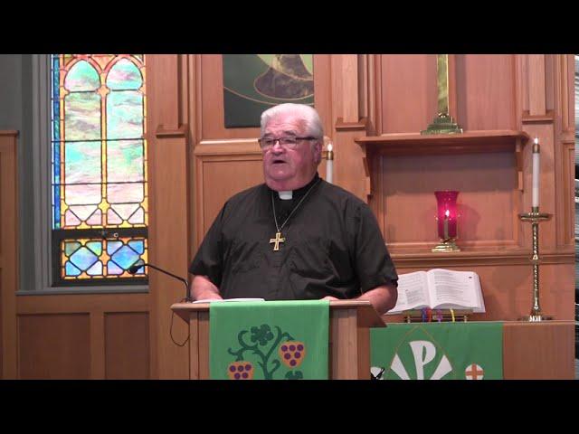 Zion Sunday Service,  September 27th, 2020