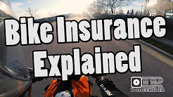 Motorcycle Insurance - Types of Coverage